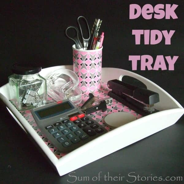 desk tidy tray 2