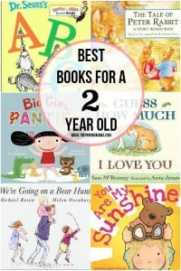Books for 2 year old boy