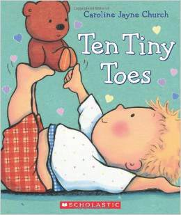 Ten Tiny Toes: Caroline Jayne Church
