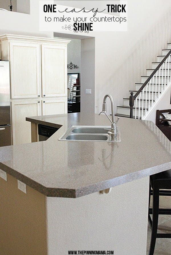 Superieur How To Make Your Countertops SHINE Like Never Before!