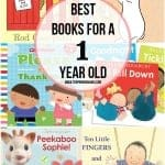 Best Books for 1 Year Old Girls