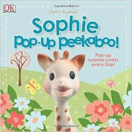 Sophie la girafe: Pop-Up Peekaboo Sophie! by Deliso S.A.S