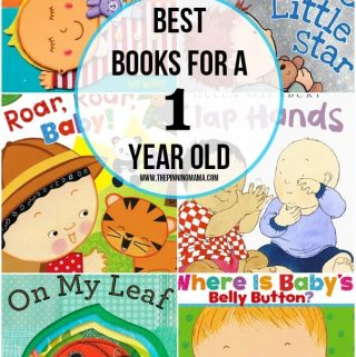 Best Books for 1 Year Olds