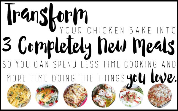 Get Recipes sent straight to your inbox!