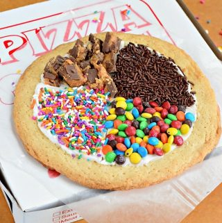 Summer fun! – Dessert Pizza