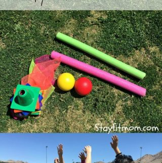 5 Outdoor Games for Kids
