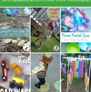 10 Super Simple Activities for Toddlers
