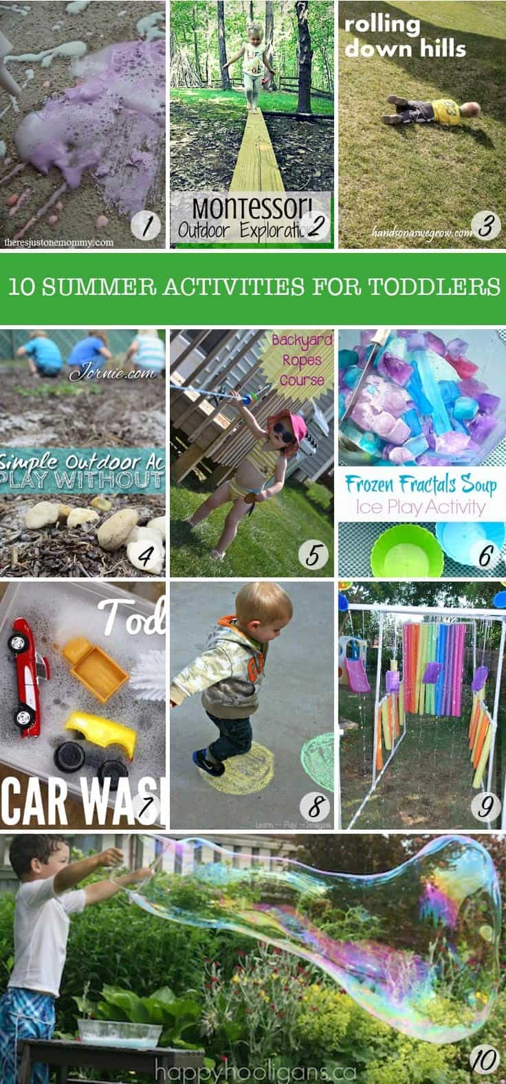 10 Super Simple Activities For Toddlers The Pinning Mama