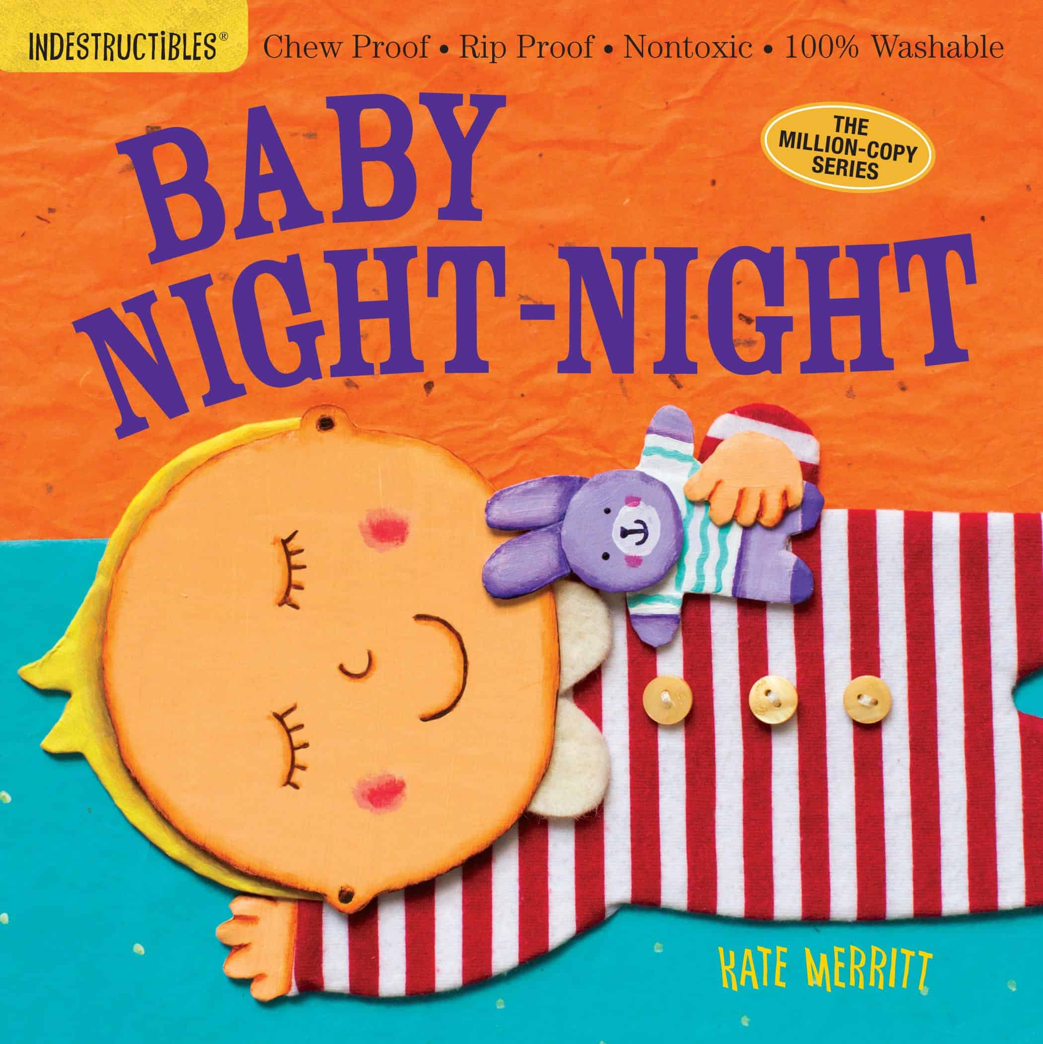 Baby Night-Night by Amy Pixton, Kate Merritt