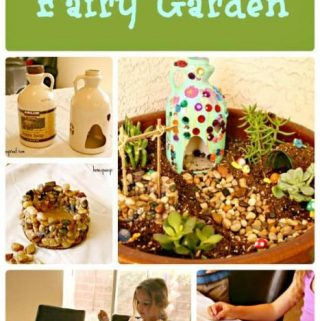 How to Make a Child's Fairy Garden