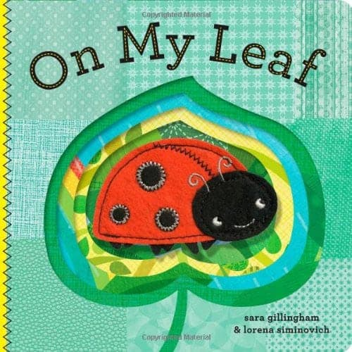 On My Leaf by Sara Gillingham, Lorena Siminovich