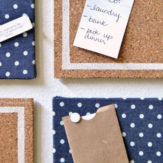 DIY Custom Memo Board