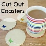 Cut Out Coasters