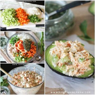 Buffalo Ranch Chicken Salad Recipe {Paleo, Whole30 Compliant}