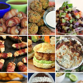 9 Delicious Recipes for Tailgating!