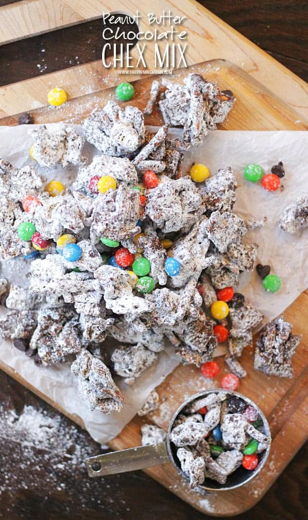 Reindeer food recipe a fun christmas tradition the pinning mama peanut butter and chocolate desserts are my favorite i could not live without this muddy forumfinder Choice Image