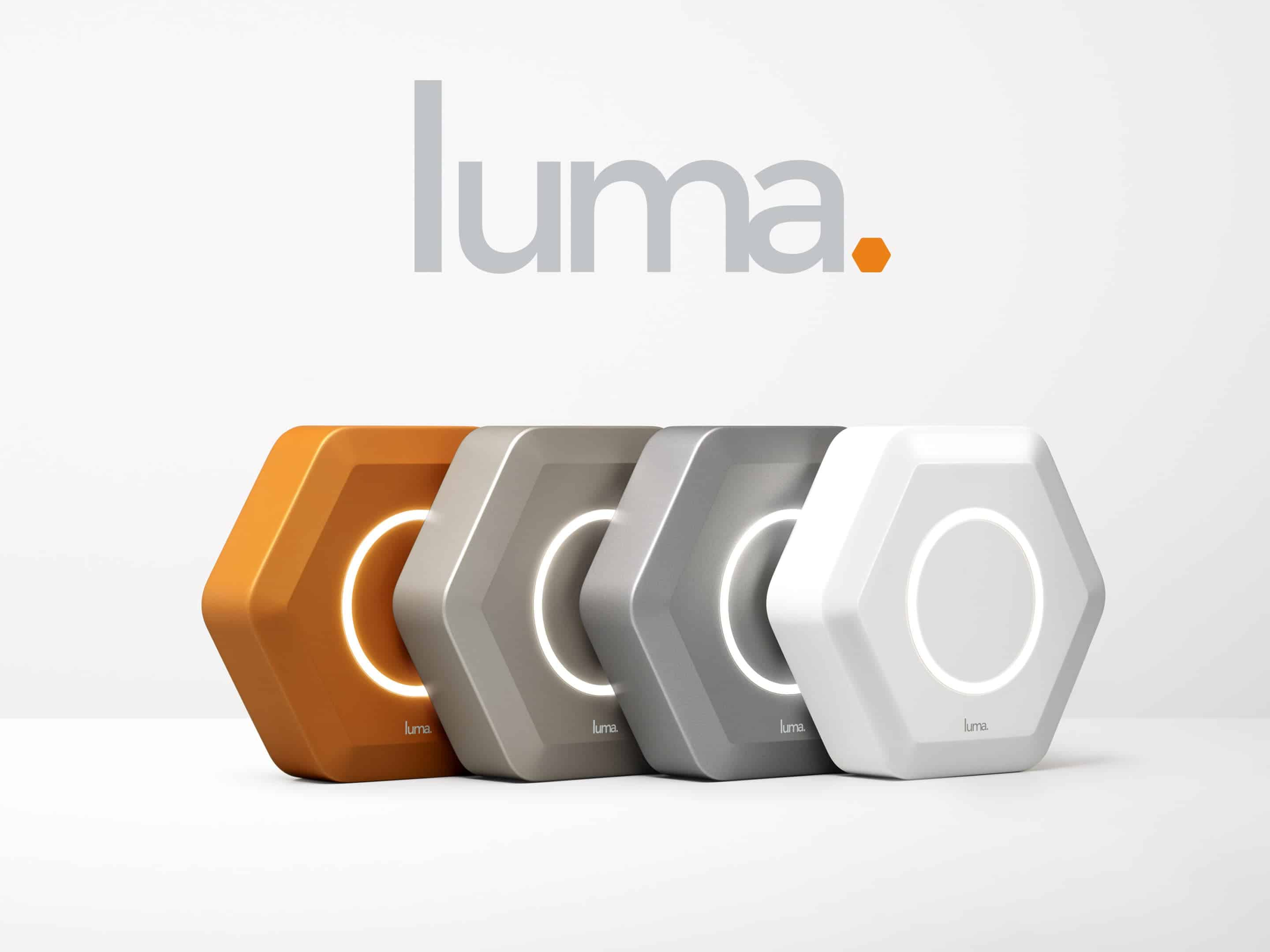 Luma- Internet Speed.  Safety. Security.