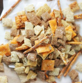 Ranch Chex™ Mix- Our Favorite Holiday Treat
