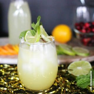 How to Make a Virgin Margarita {With a SECRET Ingredient!}