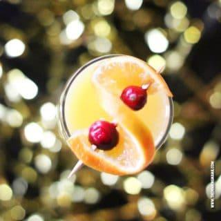 Skinny Mimosa Mocktail Recipe