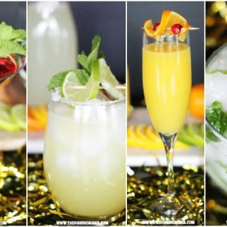 4 Classic Cocktails Turned Mocktail