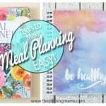 10 Planners to Make Meal Planning Easy