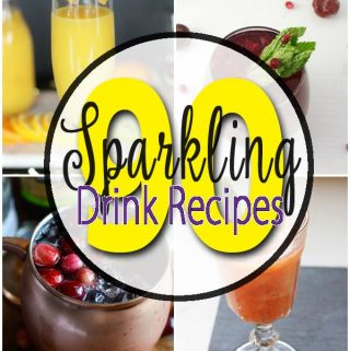 90+ Sparkling Drink Recipes for Any and Every Party or Celebration