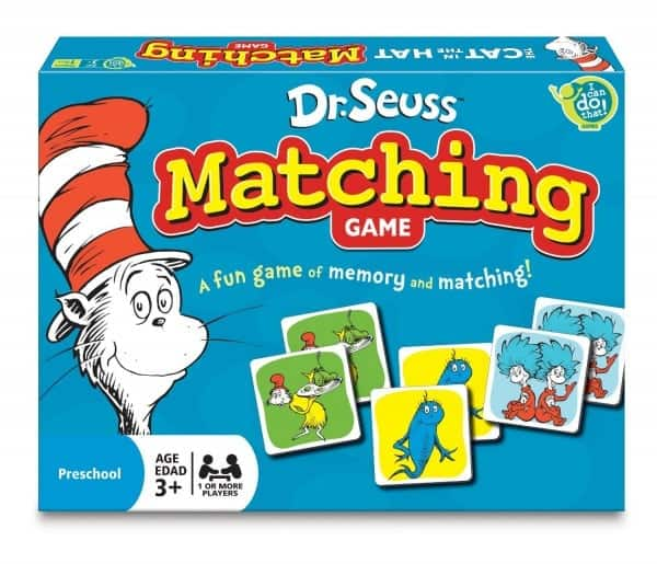 Board Games for Preschoolers: Memory