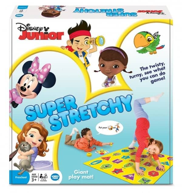 Board Games for Preschoolers: Twister