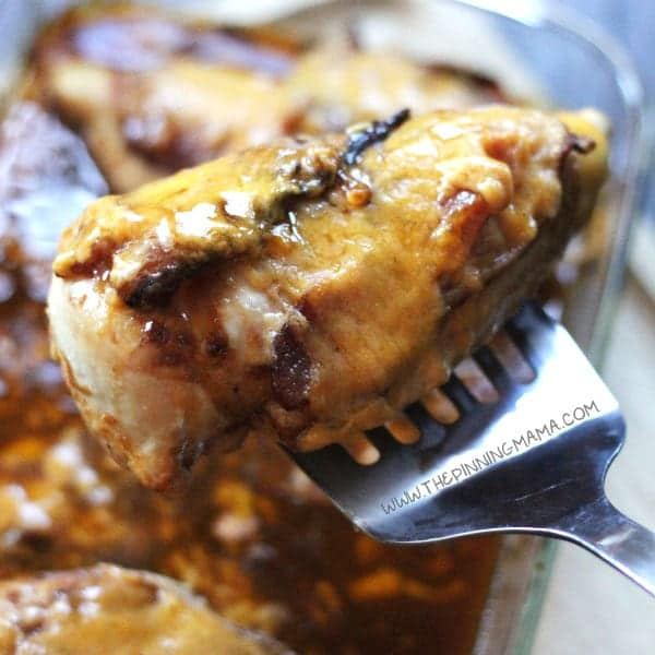 Barbecue Bacon Chicken Bake Recipe 3w