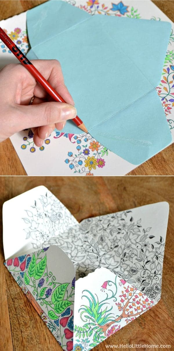 Have you caught onto coloring books? Then you are going to love these 3 easy ways to use coloring pages!   Hello Little Home for The Pinning Mama