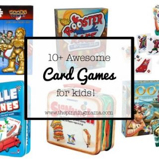 10+ Awesome Card Games for Kids