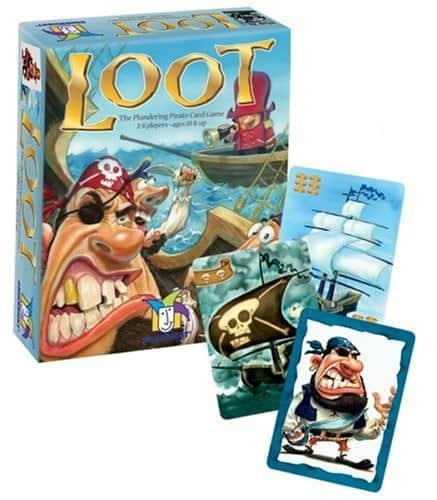 10+ Awesome Card Games for Kids : Loot | www.thepinningmama.com