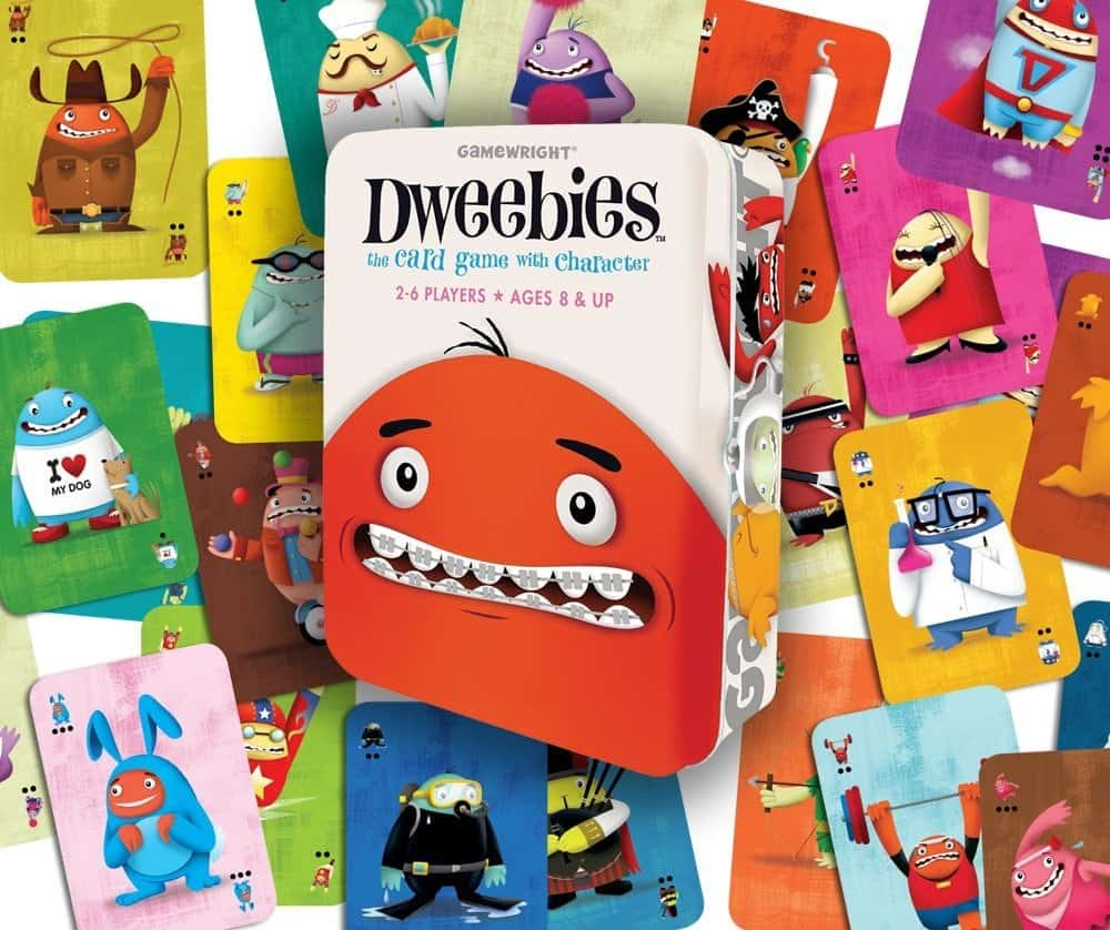 10+ Awesome Card Games for Kids : Dweebies | www.thepinningmama.com