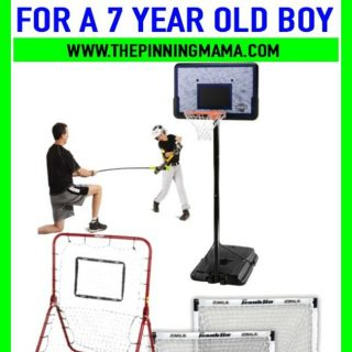 BEST Gift Ideas for a 7 Year Old Boy