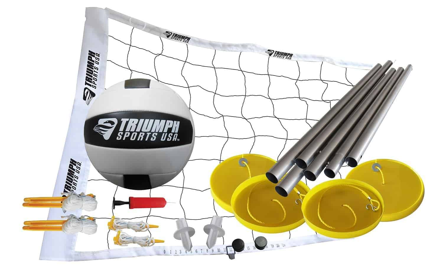 10+ Best Games and Toys for a Fun Day at the Beach: Volleyball | www.thepinningmama.com