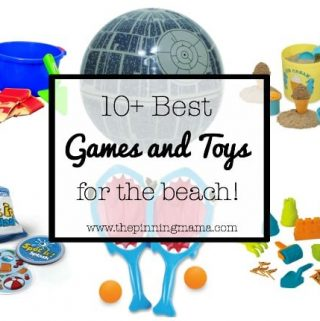 10+ Best Games and Toys for a Day at the Beach