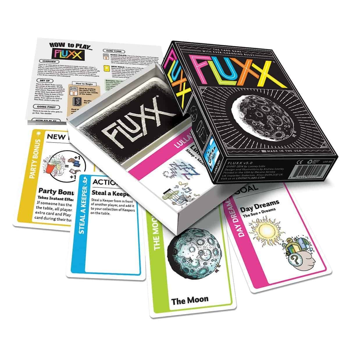 10+ Amazing Card Games for your Family: Fluxx | www.thepinningmama.com