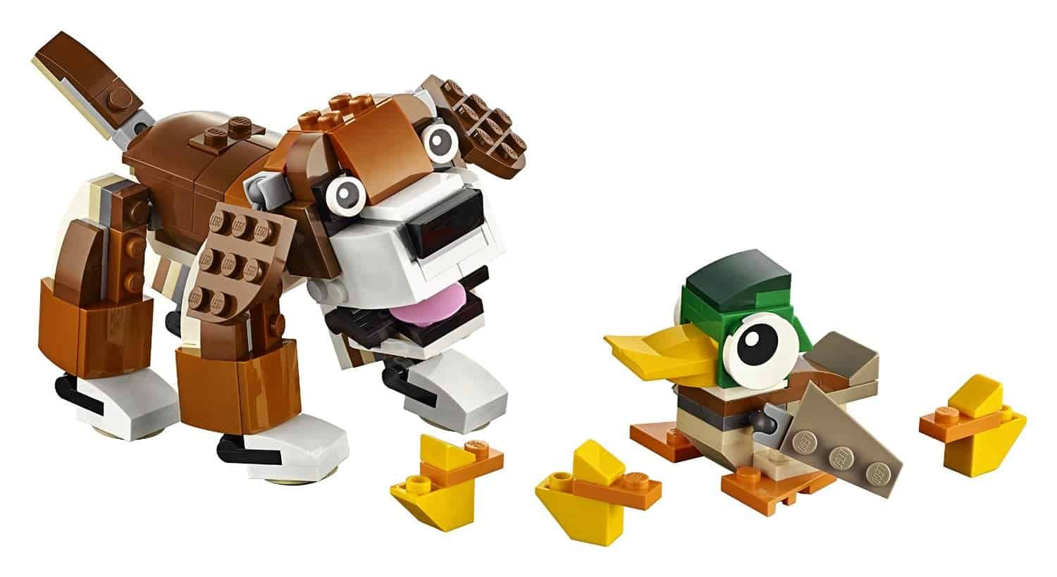 Lego Gift Ideas by Age - Toddler to Twelve Years: Park Animals | www.thepinningmama.com