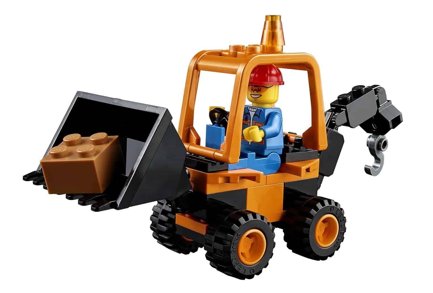 Lego Gift Ideas by Age - Toddler to Twelve Years: Work Truck | www.thepinningmama.com