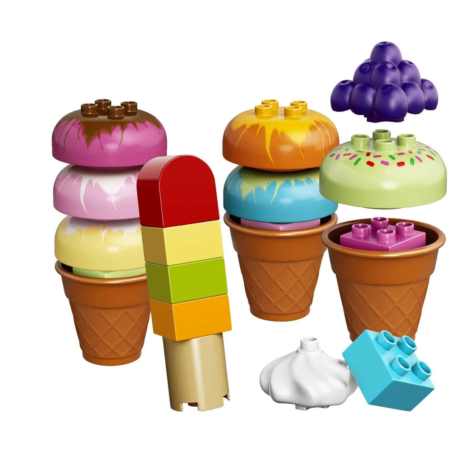 Lego Gift Ideas by Age - Toddler to Twelve Years: Creative Ice Cream | www.thepinningmama.com