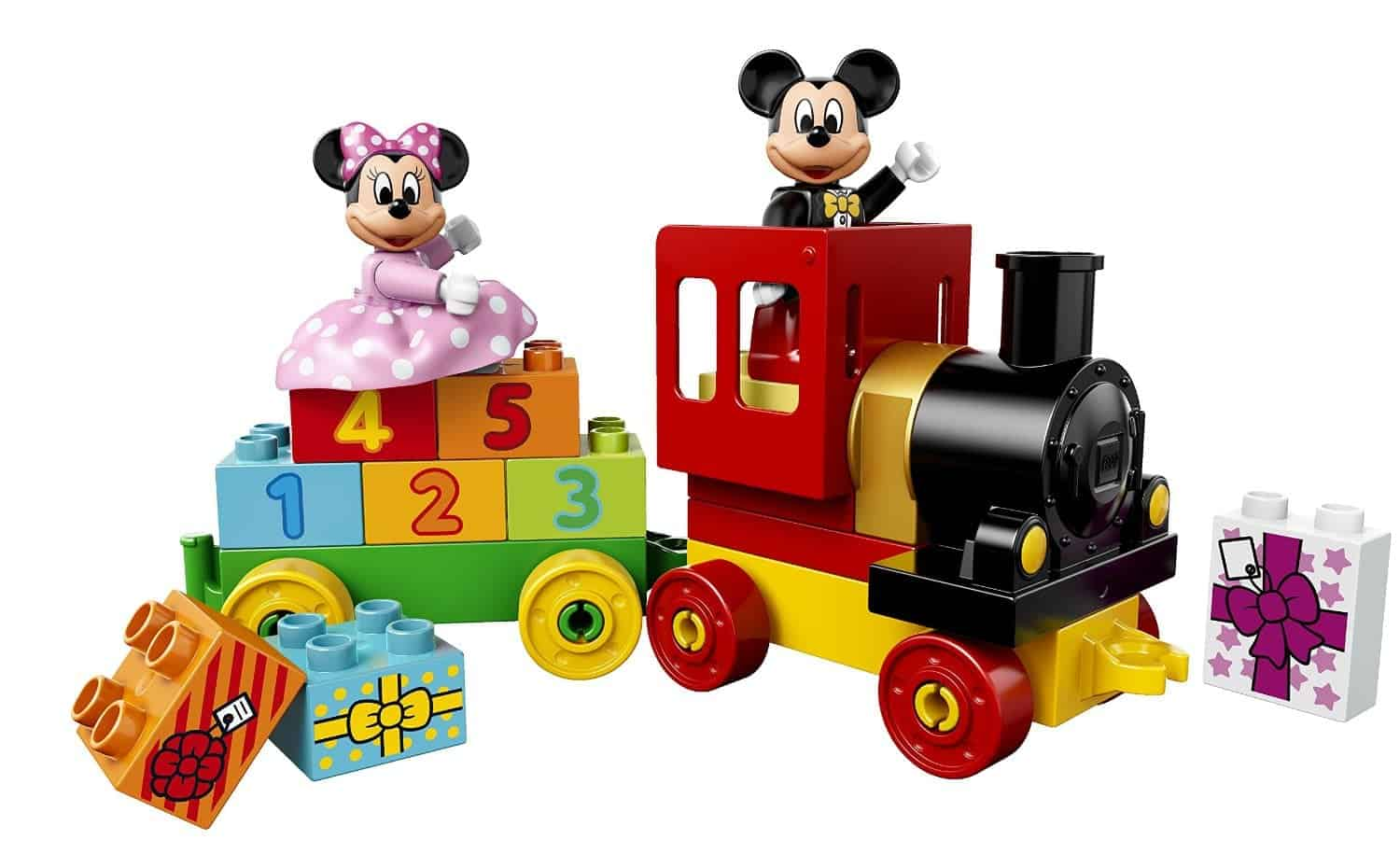 Lego Gift Ideas by Age - Toddler to Twelve Years: Mickey & Minnie Birthday Parade | www.thepinningmama.com