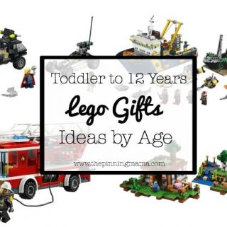 Lego Gift Ideas by Age – Toddler to Twelve Years