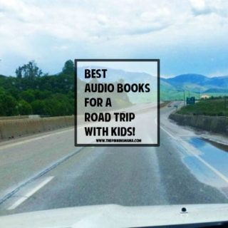 BEST Audiobooks for a Road Trip with Kids!
