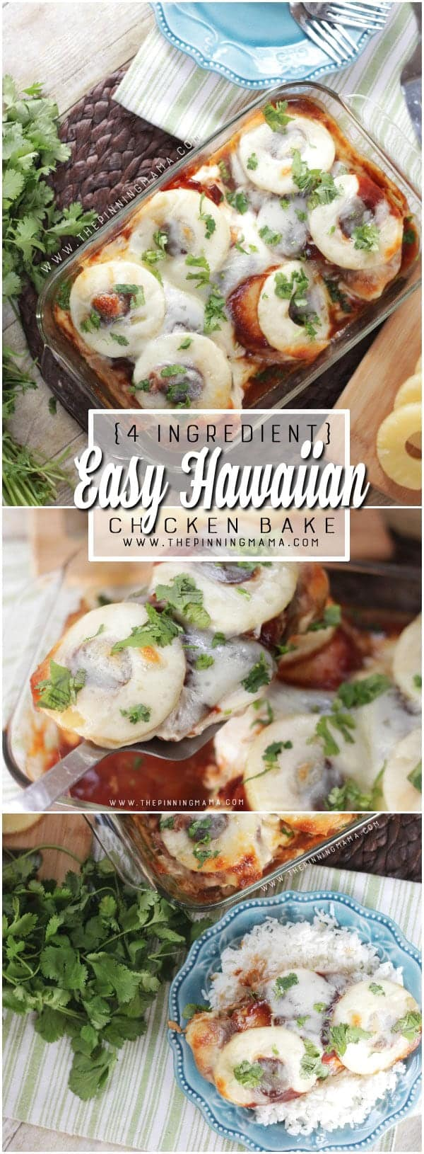 Hawaiian chicken bake recipe easy dinner idea the pinning mama easy healthy best dinner ever hawaiian chicken bake recipe i love the forumfinder Image collections