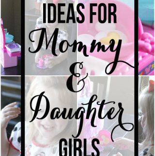 10+ Mommy – Daughter Girls Night In Ideas