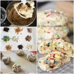 Basic Cookie Dough Recipe you can load up with any mix ins to make 100's of flavor combinations. This is like the Marble Slab of cookies! They are soft, chewy and thick! My favorite!