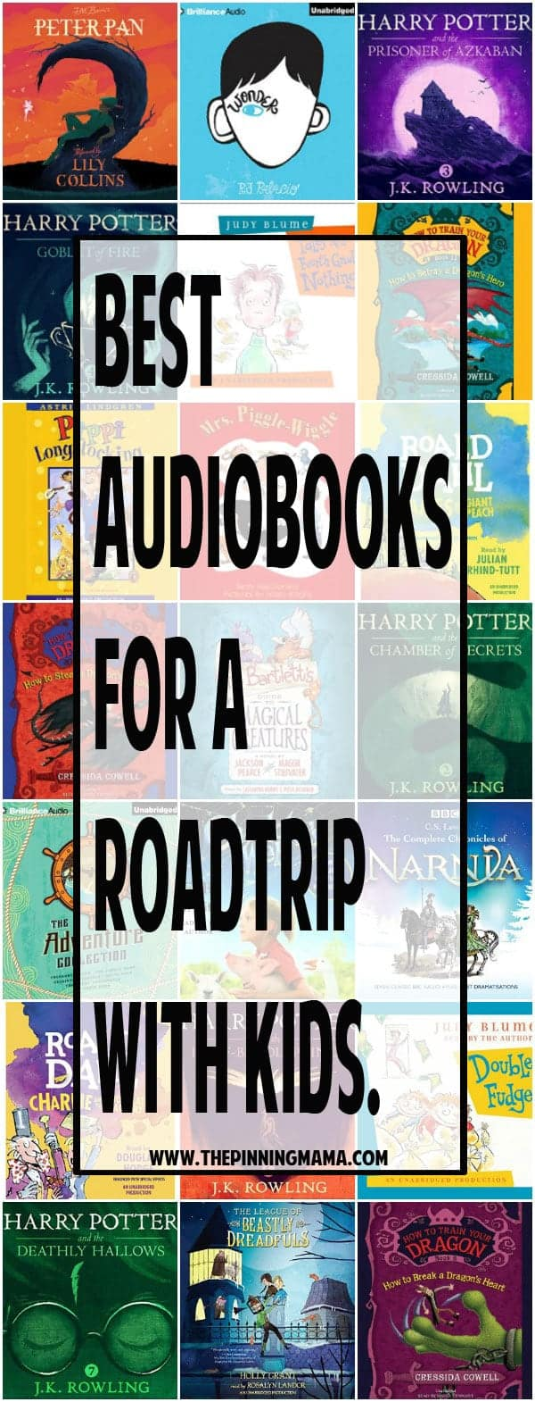 audio books for kids