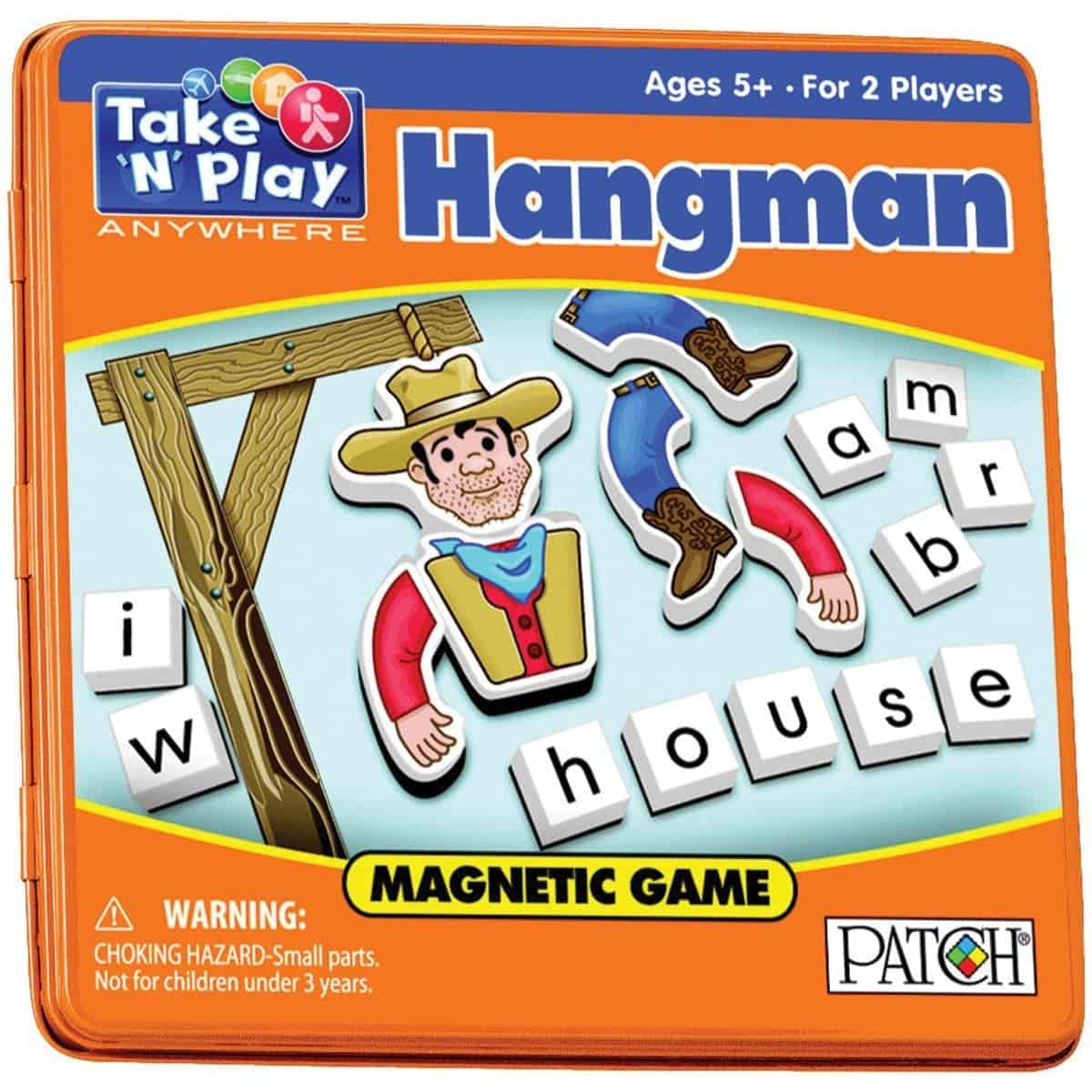 10+ Awesome Ways to Entertain your Kids on a Roadtrip: Hangman| www.thepinningmama.com