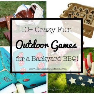 10 Crazy Fun Outdoor Games Perfect for a Backyard Barbecue!